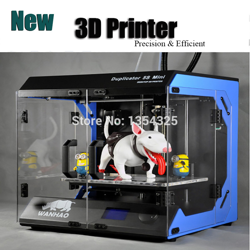 Buy 3d printer 305 205 175mm ultrafast 3d printer design software