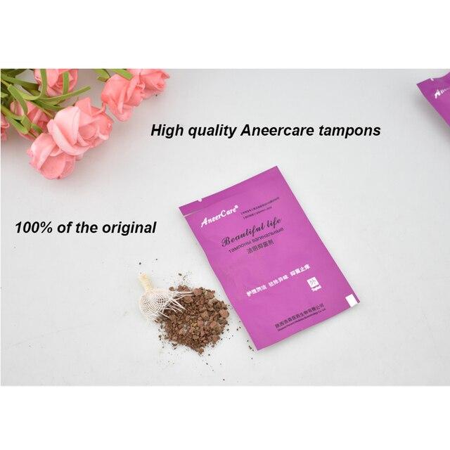 DUS 7 יח'\חבילה סיני נשים של בריאות מרפא בנרתיק ספוגית יפה חיים נרתיק פטרייתי מחלה & גירוד אנטיבקטריאלי & טיפול