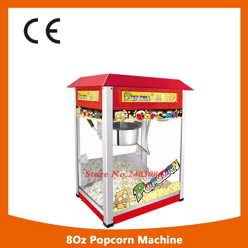 KW-BG802 ce approved 80oz electric kettle corn popcorn maker machine popcorn making machine with long life motor for commercial pop 06 economic popcorn maker commercial popcorn machine with cart