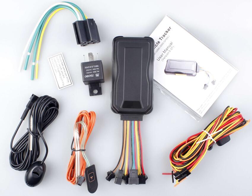 3g Автомобильные GPS трекер GSM gps определитель местоположения GT06E с удаленно отключенным топливом/Гео забором сигнализация, устройство слежения в реальном времени - 3
