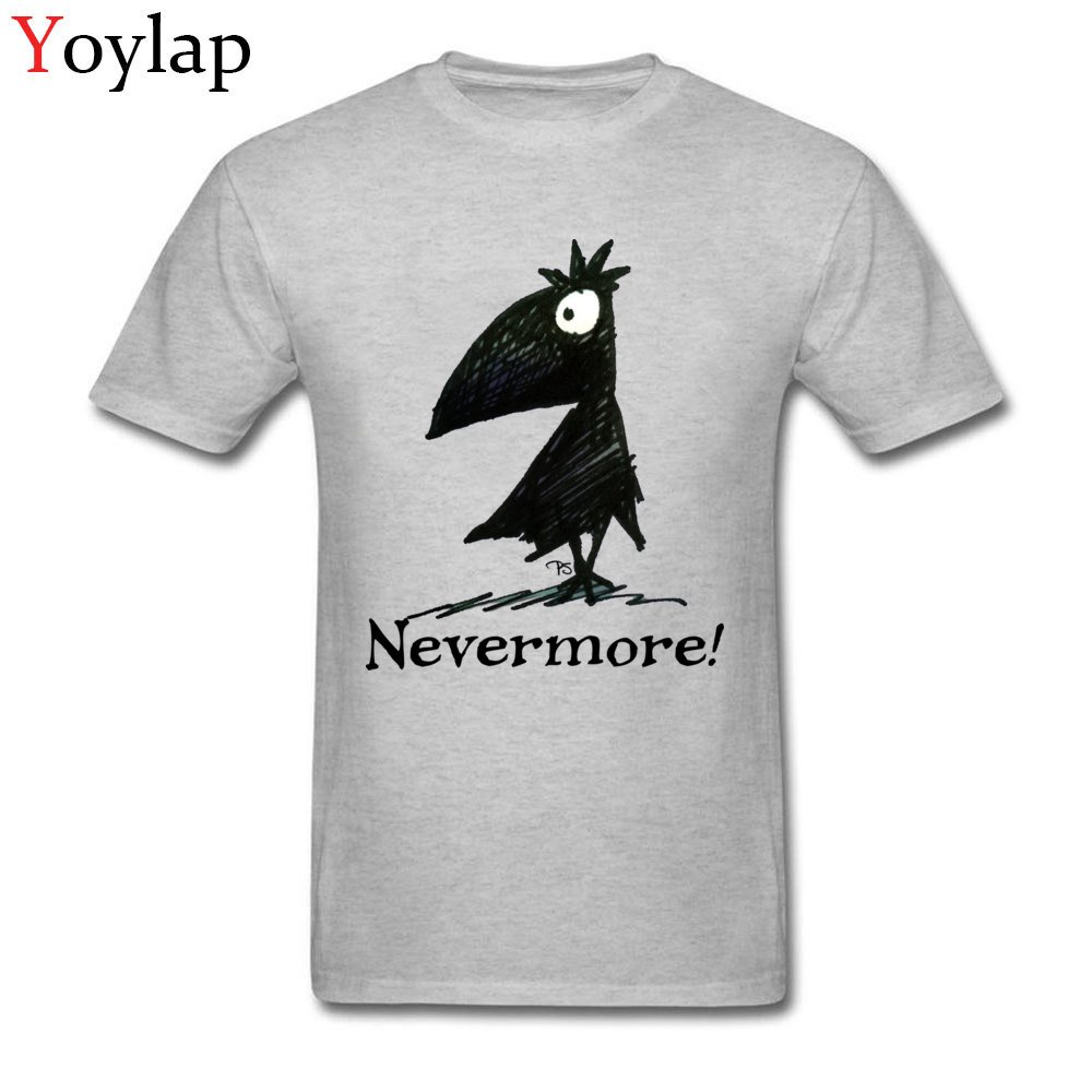 5b2122ab Buy t shirt for nevermore and get free shipping on AliExpress.com
