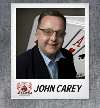 Streamlined Commercial Card Magic By John Carey,Magic Tricks