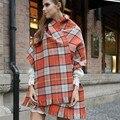 Za люксовый бренд шарф женщины 2016 зима Echarpes Foulards роковой плед кашемировый шарфы женские пашмины одеяло платок платки обертывания
