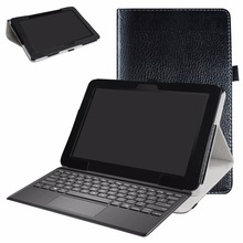 Case For 10.1″ Asus Transformer Mini T103 Tablet PU Leather Folding Stand 2in1 Cover