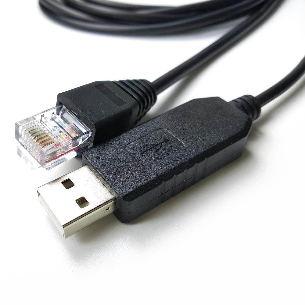 hight resolution of ftdi ft232rl usb uart ttl 3 3v to rj45 rj11 rj12 rj9 rj25 rj50 cable