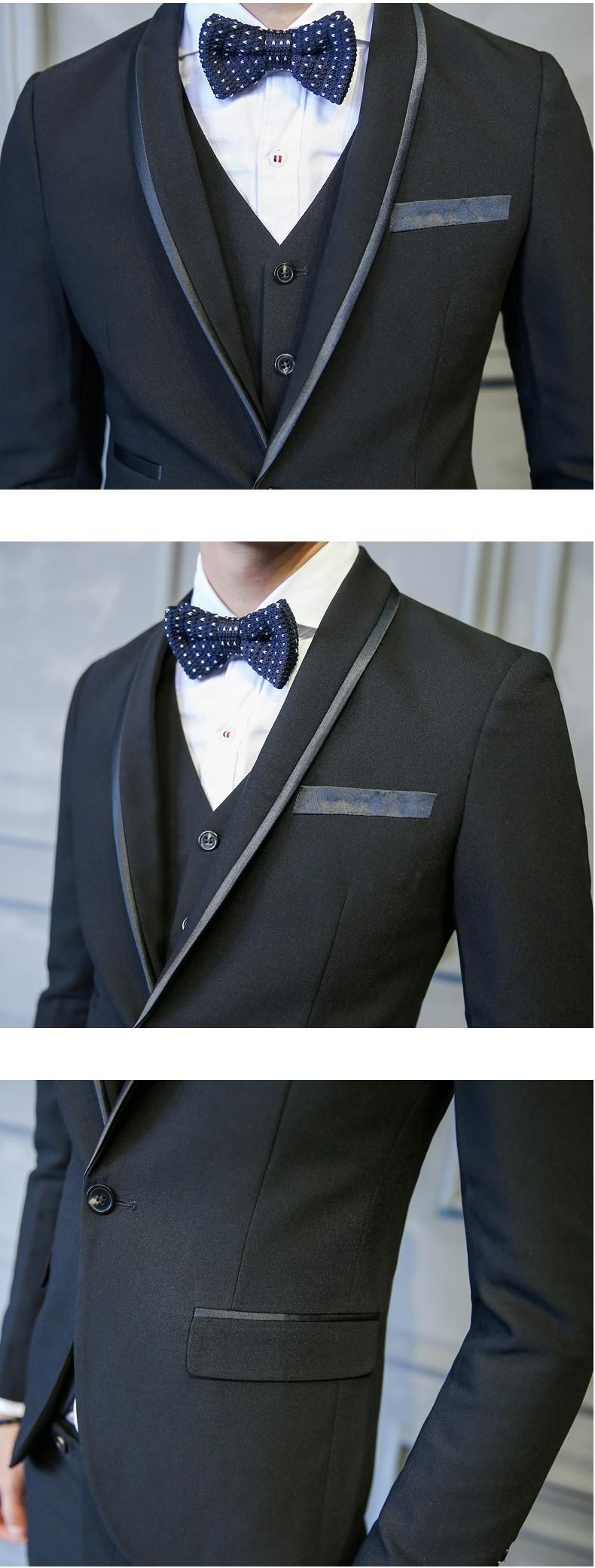 men suits details