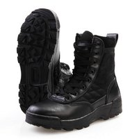 Outdoor Army Men S Tactical Boots Desert Outdoor Hiking Camping Military Enthusiasts Marine Male Combat Shoes
