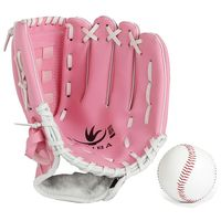 For Children 10.5 High quality Artificial leather Pitcher gloves Baseball gloves