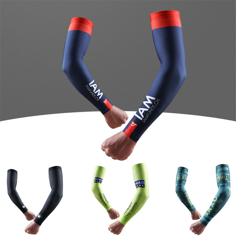 Fishing Arm Cycling Arm Warmers Basketball Sleeve Running Arm Sleeve Bicycle Arm Warmers Camping Summer Sports Sports Safety