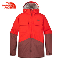 Intersport The North Face North Waterproof Warm Breathable Outdoor Sports Men Warm Cotton Jacket