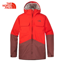 531ae39044 THE NORTH FACE north waterproof breathable outdoor sports men warm cotton  jacket