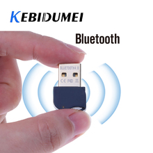 Kebidumei Drive Free Wireless Bluetooth4.0 Adapter Dual Mode Bluetooth USB Dongle Mini