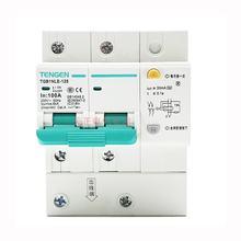 Мини защита от утечки выключатель tgb1nle 63 1p Американская