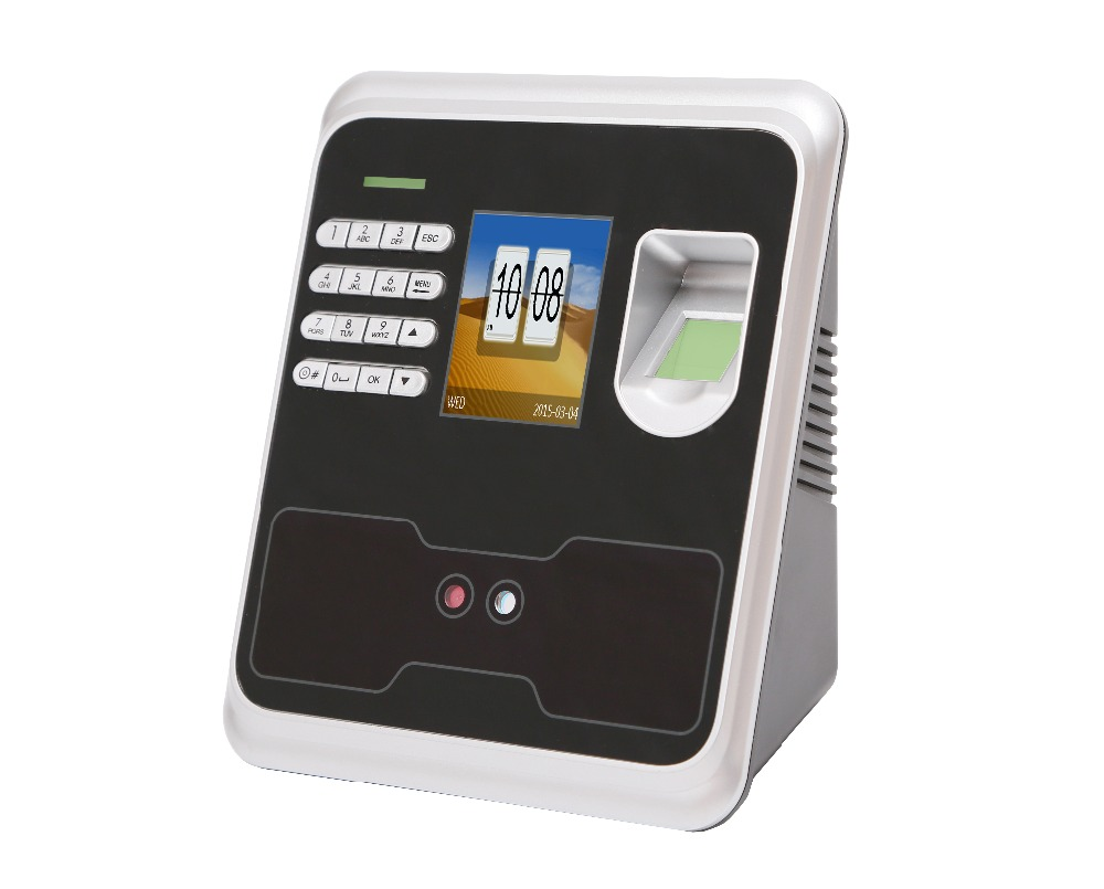 200 FACE RECOGNITION 2000 fingerprint users 200,000 log capacity Face recognition Time Attendance with USB