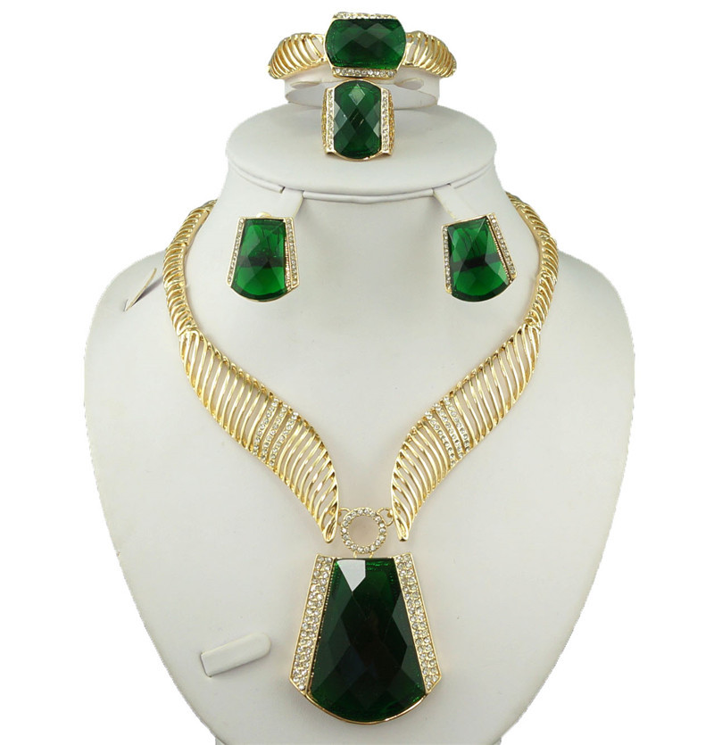 wedding jewelry sets african jewelry set women necklace big jewelry sets bridal jewelry sets
