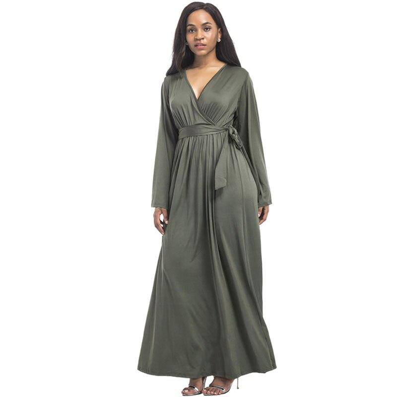 Вечернее платье для беременных, Одежда для беременных, длинный рукав, v-образный вырез, ремень, платье для беременных, женская одежда