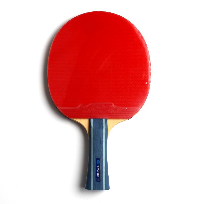 Original Yinhe 07b 07d Finished Table Tennis Racket Good In Speed And Spin With Case Ping Pong Racket