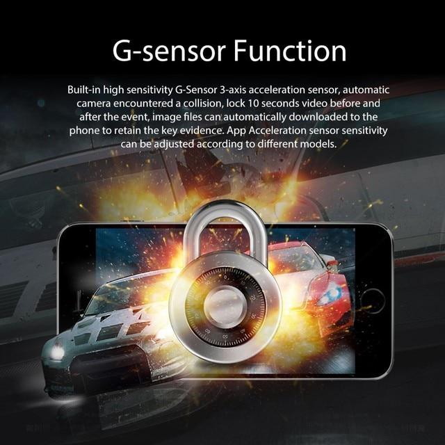 2018 Auto Mini WIFI Dash Cam Car DVR Camera Dashcam Video Recorder Digital Registrar Auto Cam Corder Monitor Wireless Car DVRs 2