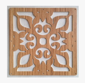 4PCS Room Divider Screen Wood Folding Knife Titanium Handle Foldable Shield Decorative Shield Plastic Partitions Complex Antique