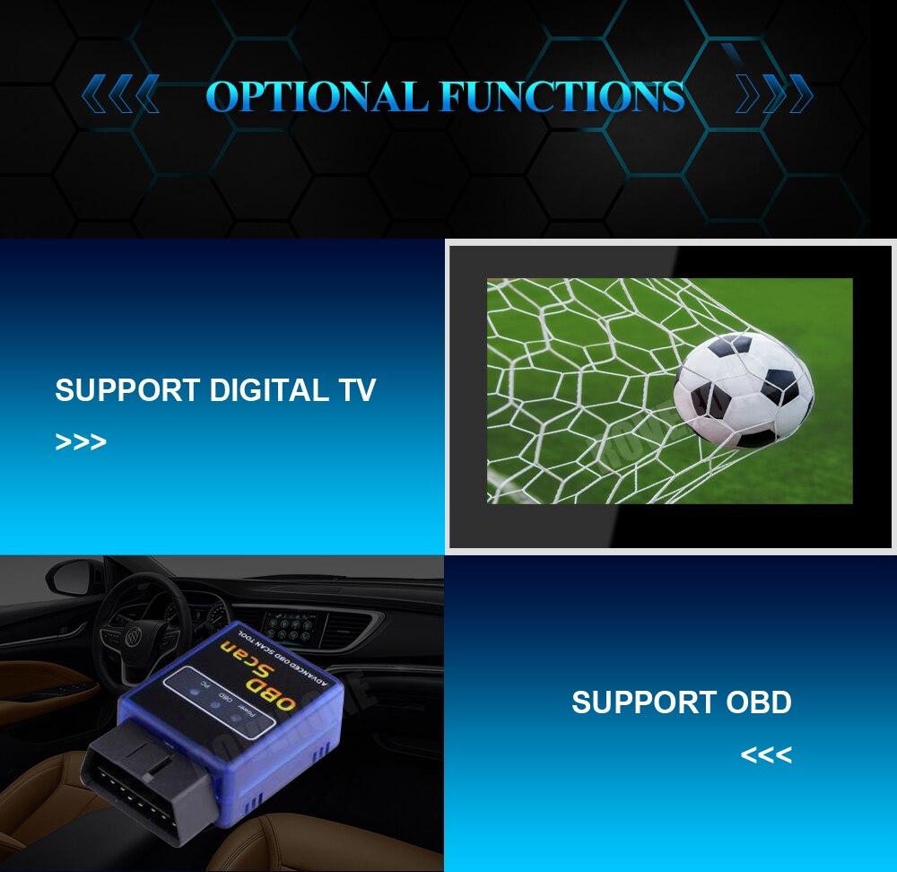 Top For Suzuki Jimny 2007 - 2013 Android 9.0 2G+16G Quad Core Autoradio Car DVD Radio Stereo GPS Navigation Multimedia Player 28