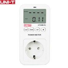 UNI-T UT230B-EU ваттметр Напряжение Ток стоимость частота измеритель мощности ЖК-монитор энергопотребления