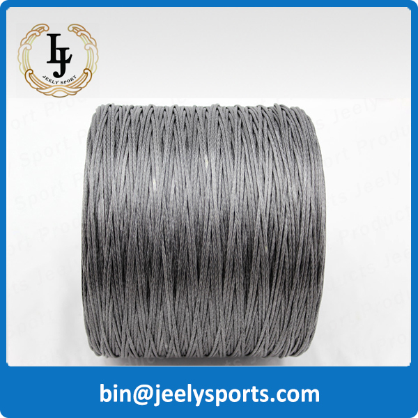 Free Shipping 1000m 750lb uhmwpe climbing rope 1.7mm 6 weave