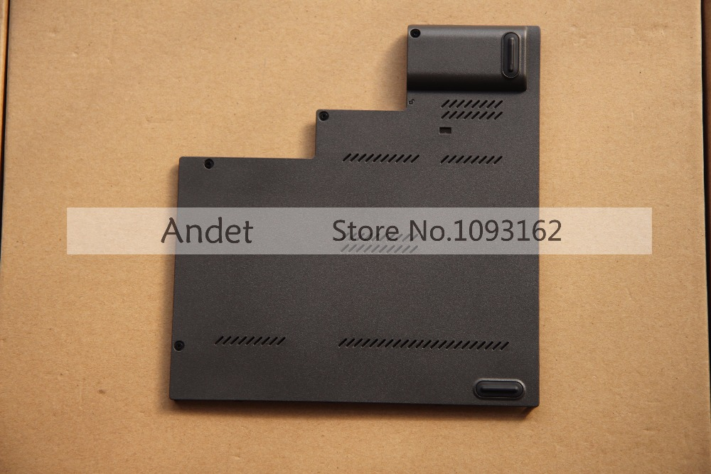 Nuevo original para Lenovo Thinkpad L440 L540 Cubierta de memoria RAM Base inferior Bisel Puerta Inferior 04X4822 04X4866