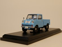 Auto Inn-Norev 1:43 Honda T360 Truk 1963 Diecast Model Mobil(China)