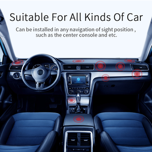 Image 5 - Essager Magnetic Car Phone Holder Stand For iPhone 11 Universal Magnet Holder For Phone in Car Mount Cell Mobile Phone Holder