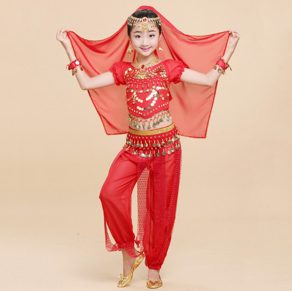 5f5773a94bd9 Buy kids tribal belly dance costumes and get free shipping on ...