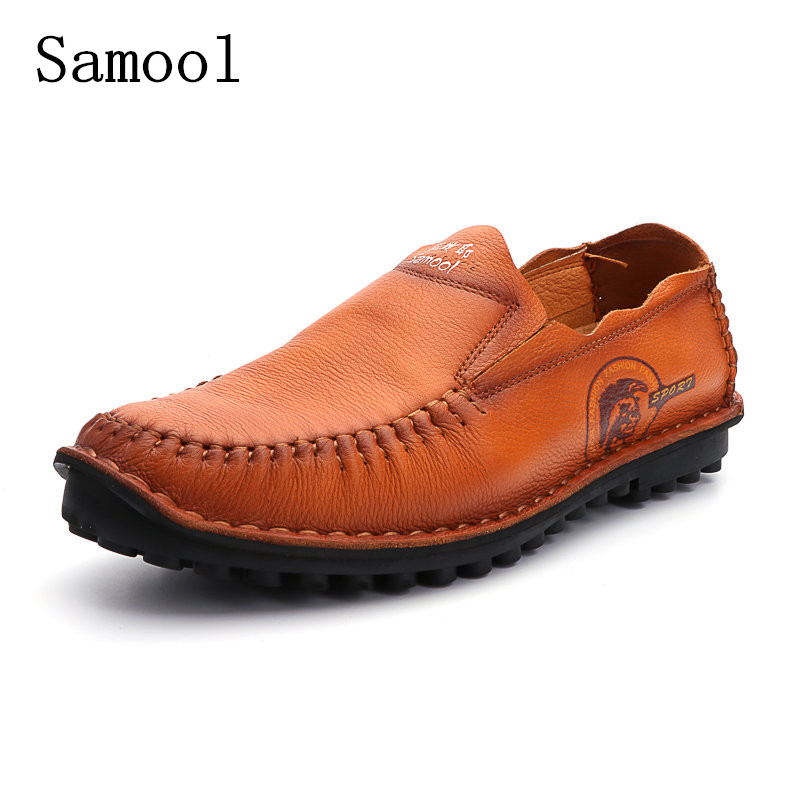 2017 Spring Autumn Summer Luxury Driving Breathable Genuine Leather Flats Loafers Men Shoes Comfy Casual Fashion Slip On Shoes big size 39 48 men flats summer genuine leather loafers breathable driving shoes moccasines slip on male casual shoes xk032808