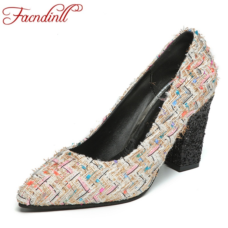 2018 brand design women pumps fashion party dress shoes woman black high heels sexy pointed toe femme ladies spring summer shoes sexy pointed toe high heels women pumps shoes new spring brand design ladies wedding shoes summer dress pumps size 35 42 302 1pa