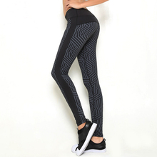Women Sport Leggings Fitness Yoga Pants Black Athletic Tight Mallas Mujer Deportivas Gym Clothes Running