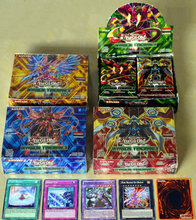 216 Pcs Cute Yugioh Game Paper Cards Toys English Version Girl Boy Yu Gi Oh Game Collection Cards Christmas Gift Brinquedo Toy
