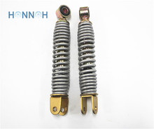 1 Pair Rear Shock Springs Suspension For  YAMAHA Y-Zinger PW50 PW 50 NEW Motorcycle Parts Rear Shock Absorber