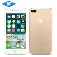 Новые оригинальные Apple iPhone 7 Plus мобильный телефон 3 ГБ Оперативная память 32 ГБ Встроенная память quad core отпечатков пальцев iOS 10 LTE 12.0mp Камера 4 г