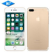 Neue original Apple iPhone 7 Plus Handy 3 GB RAM 32 GB ROM Quad-Core Fingerabdruck IOS 10 LTE 12.0MP Kamera 4G Smartphone