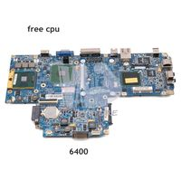 NOKOTION laptop motherboard For Dell Inspiron 6400 Mainboard CN 0MD666 0MD666 DA0FM1MB6E7 DDR2 Free CPU without graphics slot