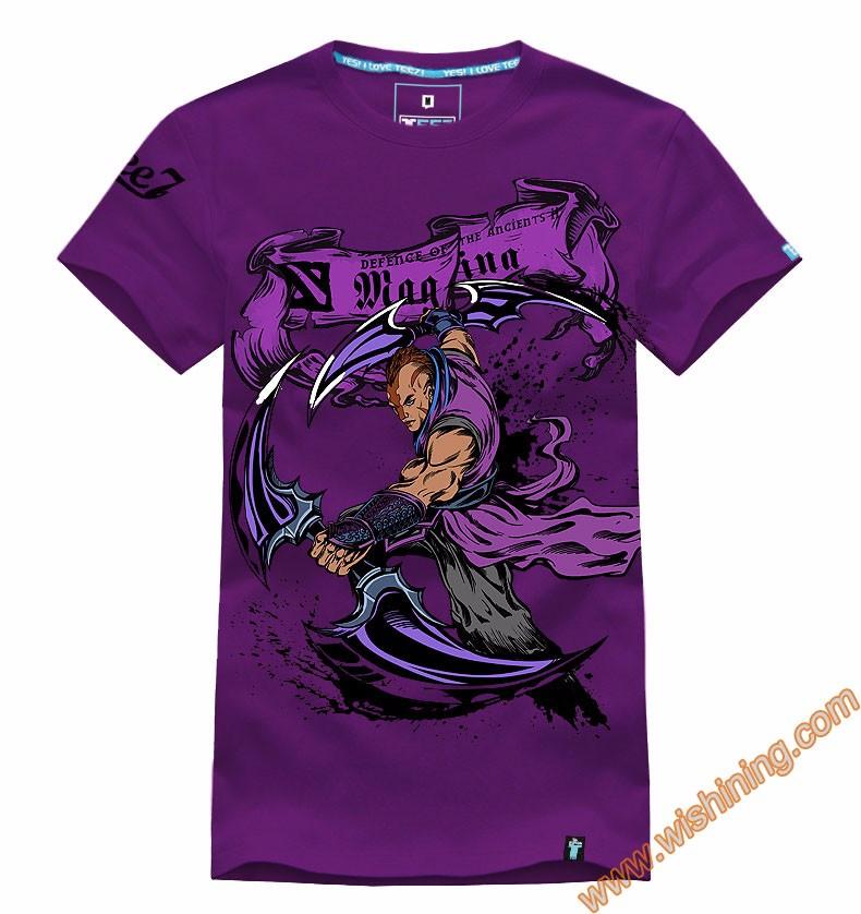 DOTA 2 Anti Mage t-shirt Tee7901 (2)