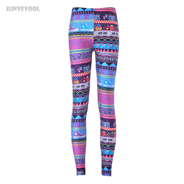 Push Up Leggins Slim Imprimer Pantalon Coloré Leggings 3D Géométrie Galaxy  Imprimé Pantalon de Femmes Sexy 2c07da8f34d