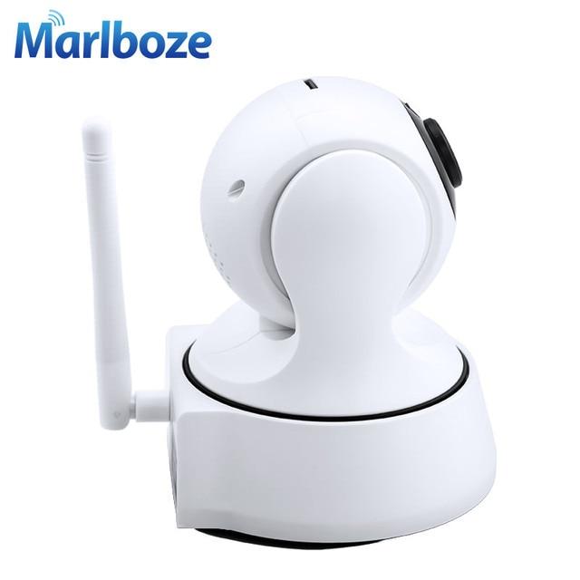 Marlboze 720P HD Wireless Wifi IP Camera Home Security Surveillance Camera Onvif P2P IR-Cut P/T Night Vision CCTV Indoor Camera