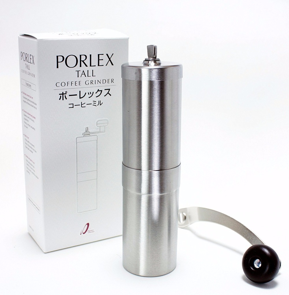 1pc porlex jp30 30g capacity Hand coffee grinder ceramic grinding core mill grinding beans manual Portable Adjustable Barista