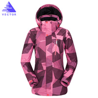 Women Skiing Snowboarding Suits Winter Ski Suit Women Professional Skiing Jackets Waterproof Warm Outdoor Snow Clothes Snow Pant