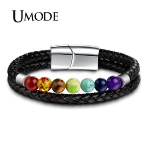 UMODE Brands Leather Bracelets