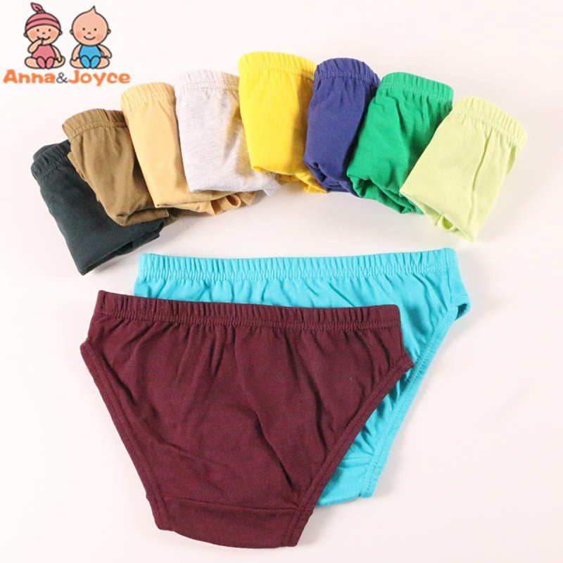 10pcs/lot boys underwear pants for boys   panties   child's underwear child's briefs kids children's gifts suit for 1-12years