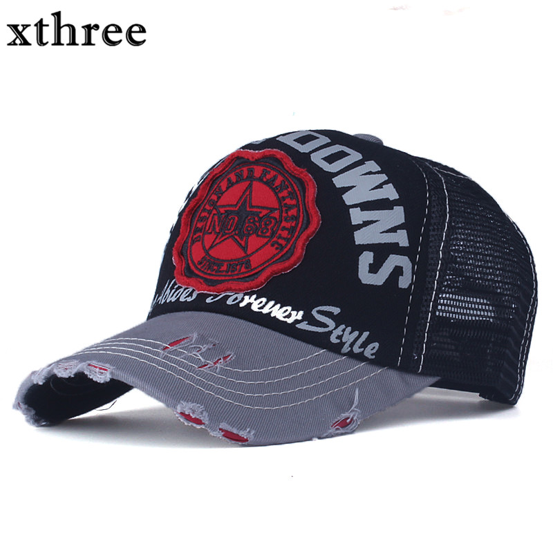 Xthree summer baseball cap snapback hats casquette embroidery letter cap bone girl hats for women men cap xthree fashion baseball cap summer snapback hat letter embroidery casquette hat for men women cap wholesale