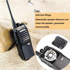 Image 2 - 5W Retevis RT54 DMR Digital/Analog Two Way Radio Tragbare Transceiver UHF Staubdicht Wasserdichte VOX TOT Digitale Walkie  Talkie
