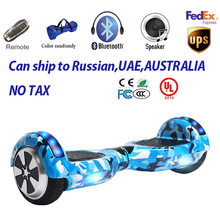 Safe battery gyropode Two Wheel Self Smart Balance Scooter Electric Skateboard Hoverboard Drift Scooter Hover Board
