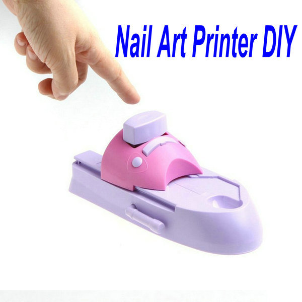Nail Beauty Salon Equipment DIY 3d Decorating Nail Art Decoration ...