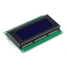 Blue Screen White Character IIC I2C Serial 2004A 5v LCD Disp